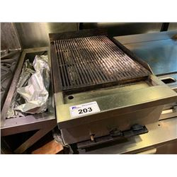 GAS CHARBROILER