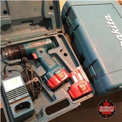 Makita Cordless Drill & Empty Case