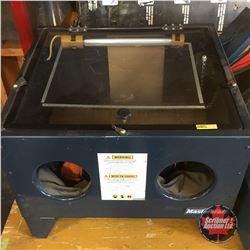 Cabinet Sand Blaster