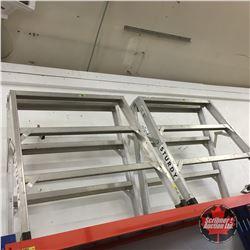 Pair Sturdy Ladder/Saw Horses (3')