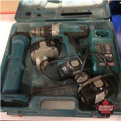 18v Makita Drill Kit / Flashlight