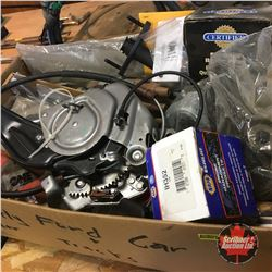 Box Lot: Auto Parts (Mostly Ford)