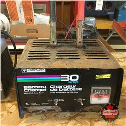 30amp Battery Charger / Booster