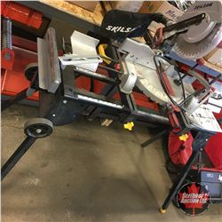 Skil Mitre Saw & Portable Stand (Laser)