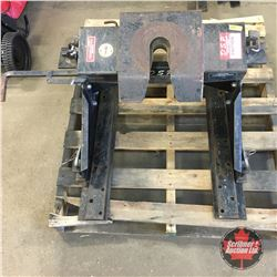 DSP Fifth Wheel Hitch & Rails