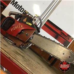 Pioneer Chain Saw