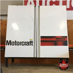 Motorcraft Metal Shop Cabinet / Part Boxes