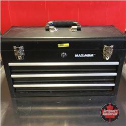 Maximum 3 Drawer Portable Tool Box