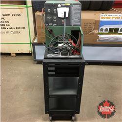 Crumbliss Alternator & Starter Tester c/w Cart