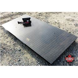 NEW SURPLUS: 10 Ton Digital Platform Floor Scale
