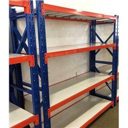 """NEW SURPLUS: Heavy Duty Warehouse Steel Shelving Rack 79"""""""