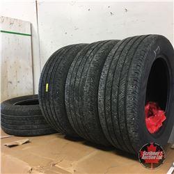 Set 4 Tires (P215/55R16) Continental