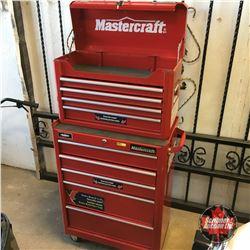 Mastercraft Top & Bottom Tool Box