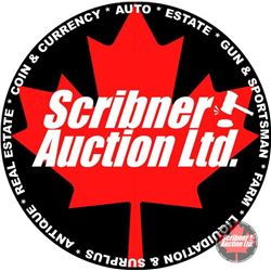 SCRIBNER AUCTION : October 27th Fall Auto-Tool-Surplus Auction !