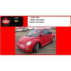 1998 VW New Beetle