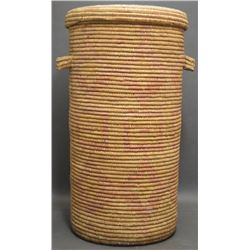 JICARILLA APACHE INDIAN BASKET