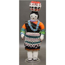 ZUNI INDIAN BEADED FIGURE