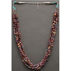 SANTO DOMINGO INDIAN NECKLACE