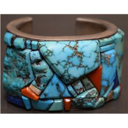 NAVAJO INDIAN CUFF BRACELET