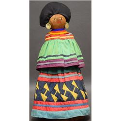 SEMINOLE INDIAN DOLL