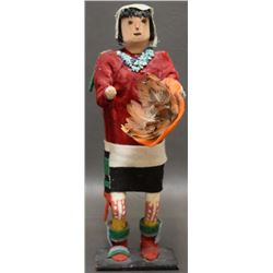 ZUNI INDIAN DOLL (Duane Dishta)
