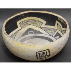 JEDDITO INDIAN POTTERY BOWL