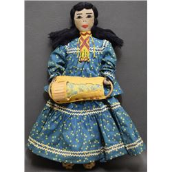 APACHE INDIAN DOLL