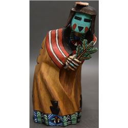 HOPI INDIAN KACHINA (LOMAWAIMA)