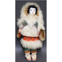ESKIMO INDIAN DOLL