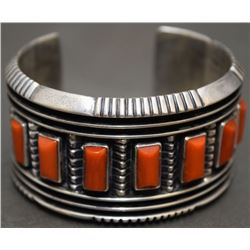 NAVAJO INDIAN BRACELET (BEGAY)