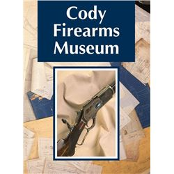 Cody, Wyoming Package: Cody Firearms Museum Personal Tour + Gunwerks Shooting School