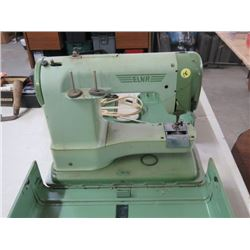 ELNA PORTABLE SEWING MACHINE