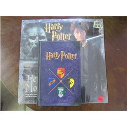 HARRY POTTER 2004 CALENDAR (SEALED) & NOTE BOOK