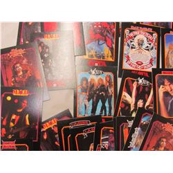 HEAVY METAL CARDS