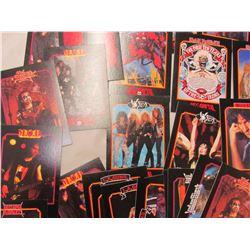 HEAVY METAL CARDS
