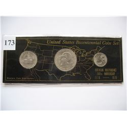 1976 United States Bicentennial Coin Set
