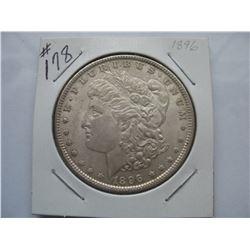 1896 United States Morgan Dollar