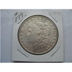 1898 United States Morgan Dollar