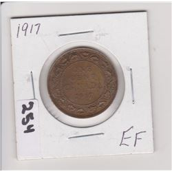 1917 LARGE PENNY