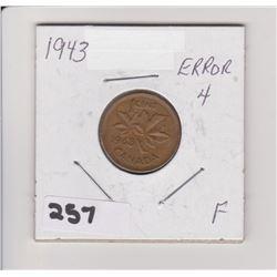 1943 CNDN PENNY ERROR 4