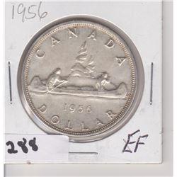 1956 CNDN SILVER DOLLAR