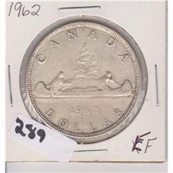 1962 CNDN SILVER DOLLAR