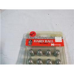 16 HARDBALL .5 CAL RIFLE ROUNDS