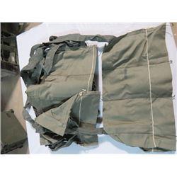 BUNDLE OF US ARMY AFGHAN ISSUED AR15/M16 BANDOLEERS