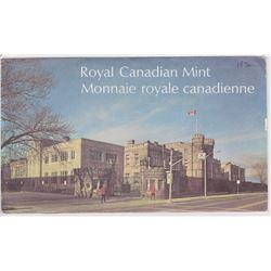 1976 UNCIRCULATED ROYAL CANADIAN MINT SPECIMEN SET