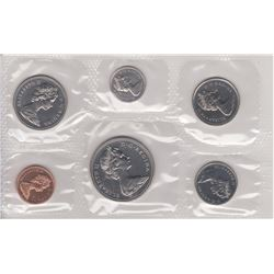 1970 UNCIRCULATED ROYAL CANADIAN MINT SET