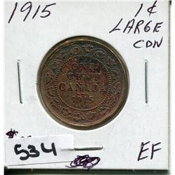 1915 CNDN LARGE PENNY