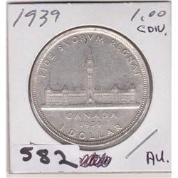 1939 CNDN SILVER DOLLAR