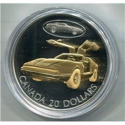 2003 RCM TRANSPORTATION COIN, THE BRICKLIN