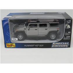MAISTO HUMMER H2 SUV